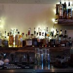Marvelous selection of whiskeys!