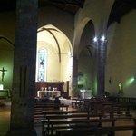 Interno di San Lorenzo a Poggibonsi
