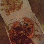 Raw pizza ...