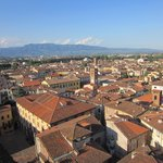 View from the top of Torre delle Ore