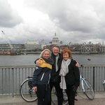 Thames by bike