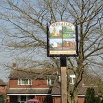Streatley Village sign