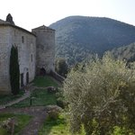 Il castello e panorama