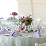 Spring Tented Wedding