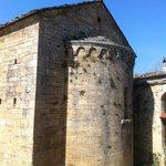 Castello della Magione a Poggibonsi, abside della Chiesa