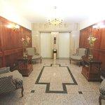 Hall de acesso aos apartamentos - Santiago do Chile