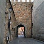 calles de Avila