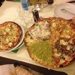 Pizza 4 quarti da provare
