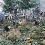 Petersfriedhof ,  Salzburgo