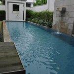 Tu propia piscina (12 metros de largo)