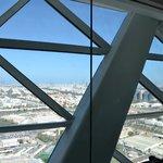 view from room. 22 floor