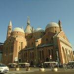 Basilica Di Sant' Antonio na cidade de Pádua ( Padova)
