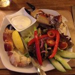 Crab claws (Starter)