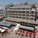 Temple Beach Hotel Foto