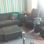 True Blue lounge