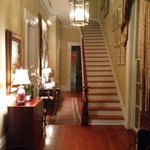 Foyer of the Terrell House