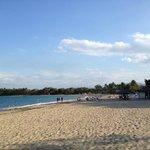 The Beach at Casa Colonial