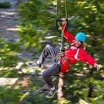 Tahoe Treetop Adventure Park Foto