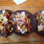 Pollo tacos - delicious!