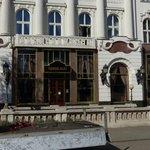 Vorosmarty ter - historic cafe - Gerbeaud