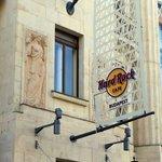 Hard Rock Cafe at Vorosmarty Square