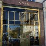 Onyx Restaurant at Vorosmarty Square
