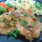 Scaloppine all Limone