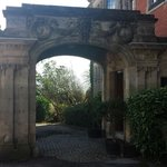 Old Hall entrance