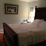 Upper Deck bed room