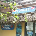 I wasn't impressed with dive center. Almost sterotypical French in their treatment. Dive was sti