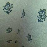 Dirty wallpaper