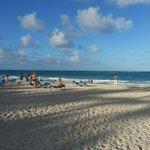 tres belle plage