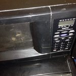 The gross microwave.  Don't worry.  We didn't use it!