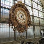 Beautiful inside clock