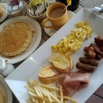 $9.95 Complete Breakfast / Coffee is Extra