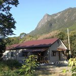 Guesthouse and Mt.Mocchomu