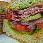 Little Lucca Combo Sandwich