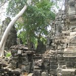This picture is Banteay Chhma temple.