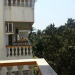 Back side Balcony View