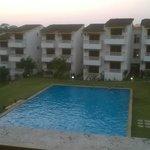 Evening @Pool