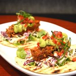 Soft Tacos with Pulled Pork