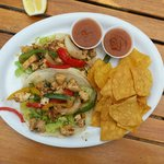 Castaway Fish Taco