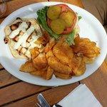 Castaway Grilled Chicken Sandwich