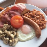 bliss at breakfast