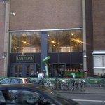 Entry Gate of Heineken Experience