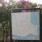 план древних поселений