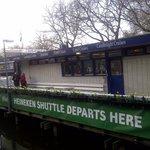 Heineken Boat Boarding Area