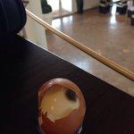 Rotten egg at breakfasst