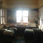 Nomad room met balkon