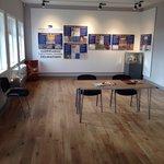 The llanbeblig excavation exhibition